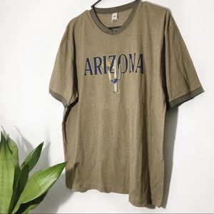 Arizona Graphic Short Sleeve Tee Size XL